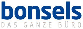 Logo von Bonsels-Bürotechnik GmbH